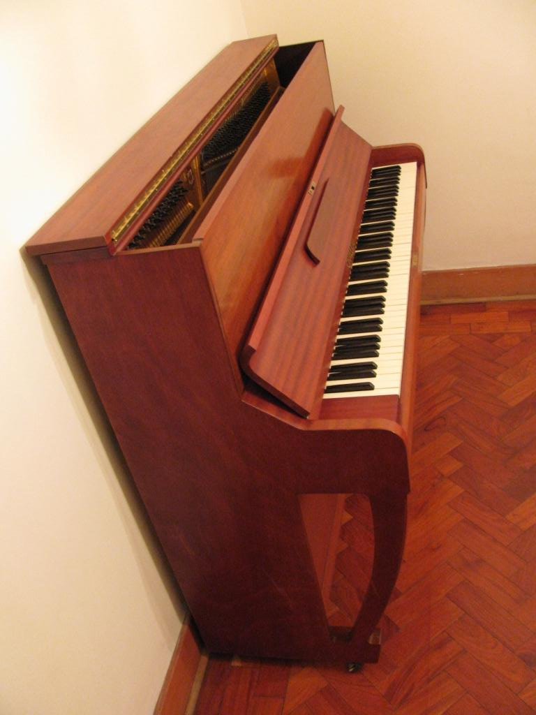 No 20 Challen Piano & Stool - R390.00 pm